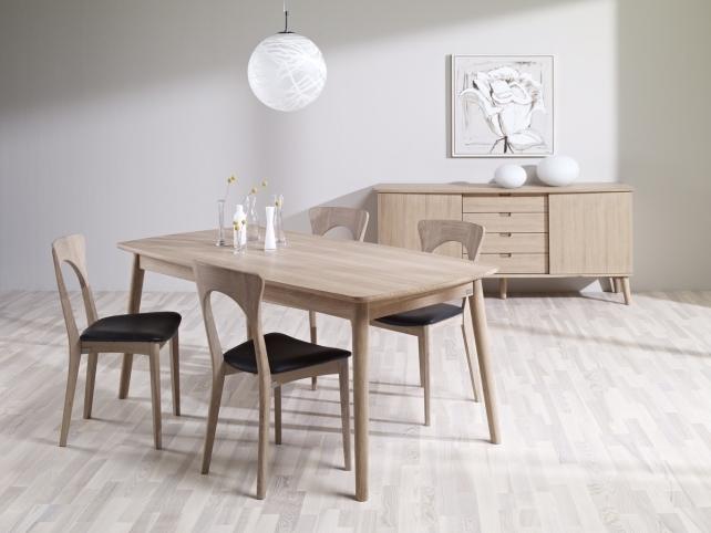 CasØ 120 spisebord   danbo møbler