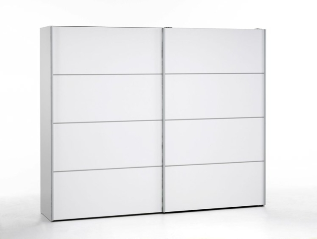Verona garderobeskab danbo m bler for Garderobe 220 cm