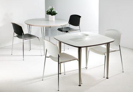 haslev symphony laminat spisebord danbo m bler. Black Bedroom Furniture Sets. Home Design Ideas