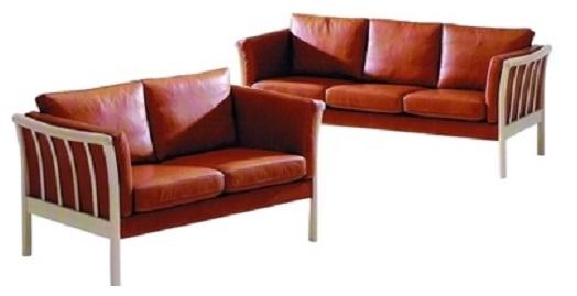 dorte 3 2 pers sofa danbo m bler. Black Bedroom Furniture Sets. Home Design Ideas
