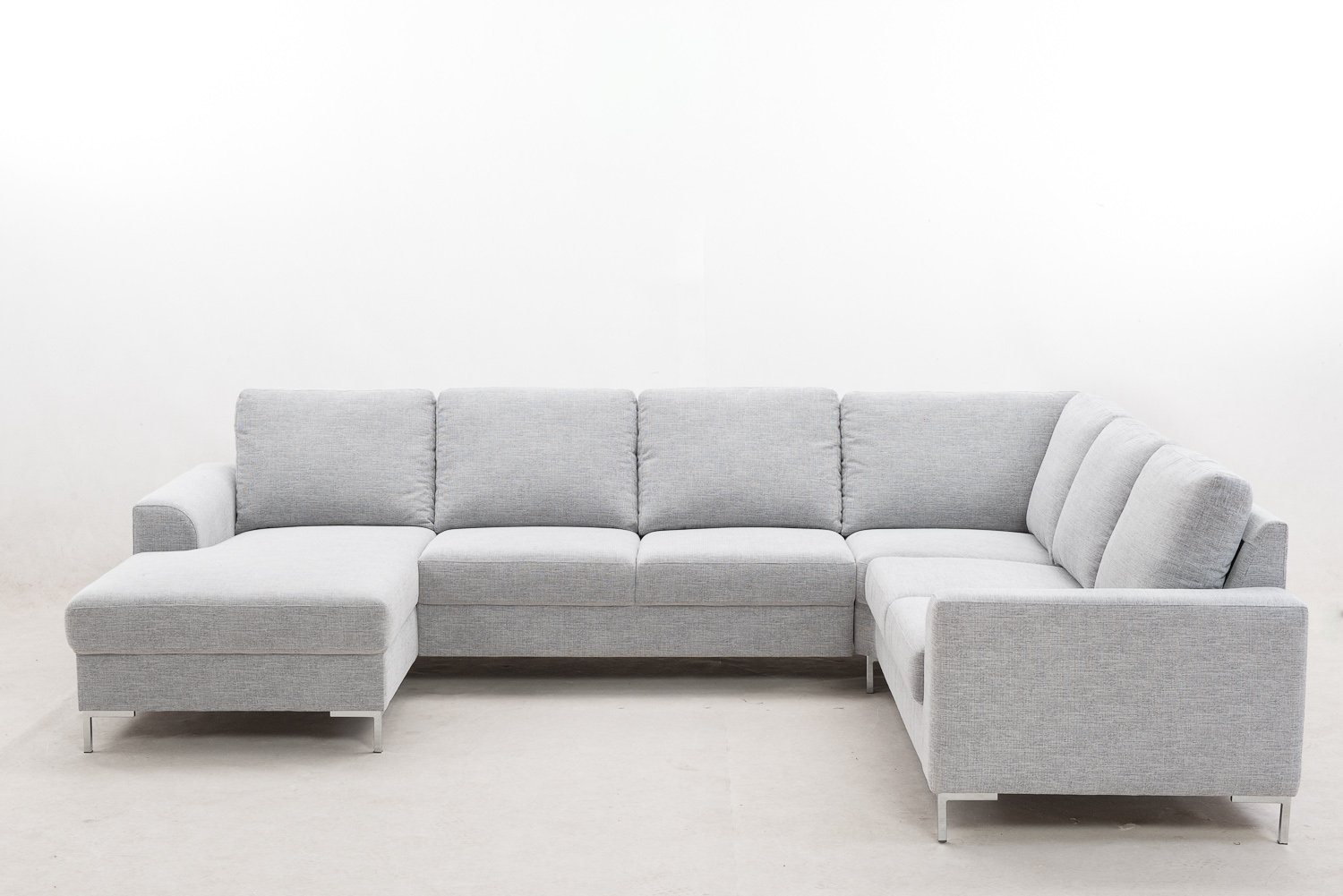 Billig sofa med chaiselong for U sofa med chaiselong