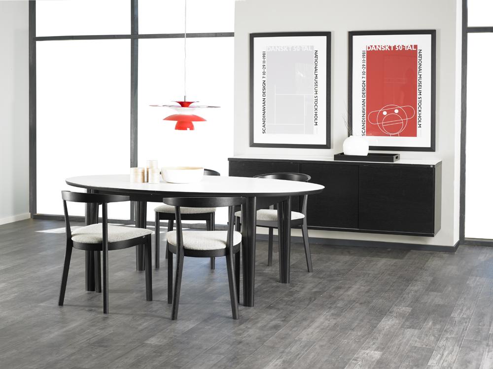 Skovby spisebord sm78   danbo møbler